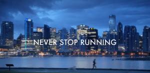 Never Stop Running - Nike